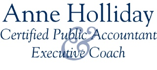 Anne Holliday CPA logo